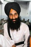 Guerriero sikh Immagini Stock Libere da Diritti