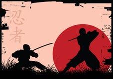 guerriers Image libre de droits
