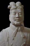 Guerriers de terre cuite de Xian image libre de droits