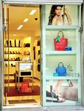 Guess fashion store in Italy Royalty Free Stock Images