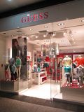 Guess store. Stock Photos