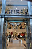 Guess store at Rodeo Drive Stock Photography