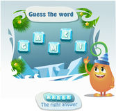 Guess the word Stock Images
