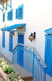 A Guest house. In Akko Israel Royalty Free Stock Photography