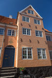 Guest house Ærøskøbing Royalty Free Stock Photos