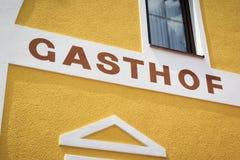 Guest house Stock Photos