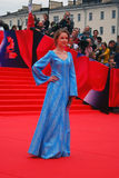 Guest of Moscow Film Festival Stock Image