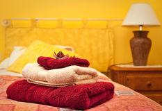 Guest room Royalty Free Stock Photography