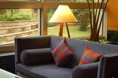 Guest Room Corner Stock Image