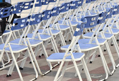 Guest seats Stock Photography