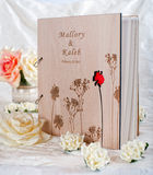 Guestbook for wedding Stock Images