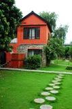 guesthouse Στοκ Εικόνες