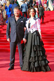 Guests at Moscow Film Festival Royalty Free Stock Images