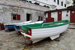 Guethary basque land royaltyfri foto