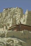 guge西藏 免版税库存图片