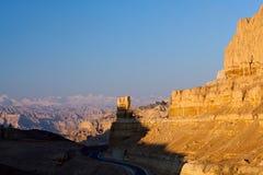 Guge Kingdom, Tibet Royalty Free Stock Images