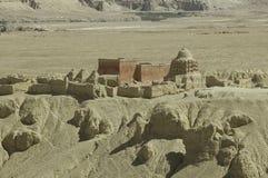 Guge nel Tibet Fotografie Stock