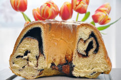 Gugelhupf Cake Stock Image