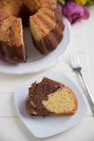 Gugelhupf Sponge Cake Royalty Free Stock Images