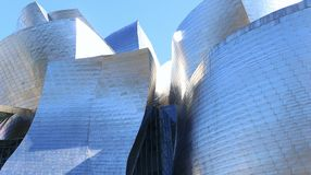 Guggenheim博物馆 库存照片