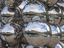 Guggenheim Бильбао Стоковая Фотография RF