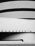 Guggenheim Royalty-vrije Stock Fotografie