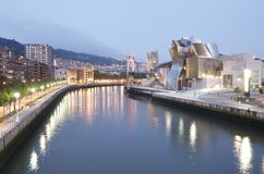 Guggenheim Stock Image
