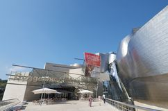 Guggenheim Royalty Free Stock Photos
