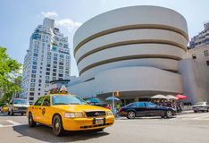 Guggenheim Art Museum NYC Stock Photos