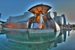 Guggenheim Bilbao Fotografia Stock