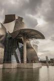 Guggenheim Bilbao Fotografie Stock Libere da Diritti