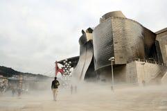 Guggenheim Bilbao Royalty-vrije Stock Fotografie