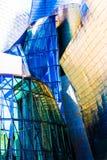 Guggenheim Bilbao architecture detail Royalty Free Stock Photo