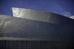 Guggenheim Bilbao en España Imagen de archivo