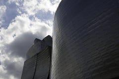 Guggenheim Bilbao en España Fotografía de archivo