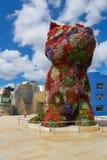 Guggenheim Bilbao Royalty Free Stock Photos