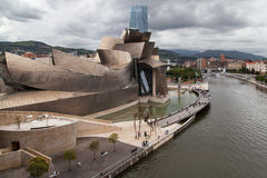 Guggenheim Bilbao Stock Photos