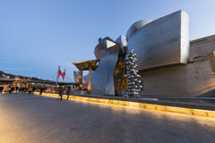 Guggenheim Bilbao Royalty Free Stock Photo
