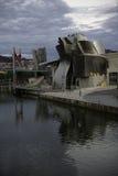 Guggenheim Bilbao in Spagna Immagine Stock Libera da Diritti
