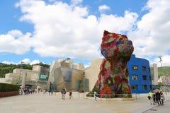 Guggenheim Bilbao Stock Photos