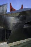 Guggenheim Bilbao w Hiszpania Obrazy Stock