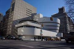 Guggenheim del tetto Fotografia Stock Libera da Diritti