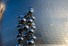 Guggenheim detalj Arkivfoto