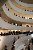 Guggenheim Gallery Stock Photo