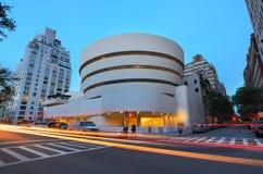 Guggenheim Musem Lizenzfreies Stockbild