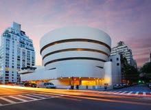 Guggenheim Musem Stock Image