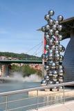 Guggenheim Museum Stock Image