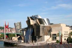 Guggenheim Museum Royalty Free Stock Image