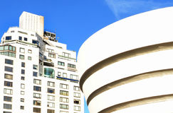 The Guggenheim Museum Royalty Free Stock Images
