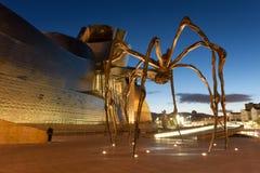 Guggenheim Museum Lizenzfreie Stockfotos
